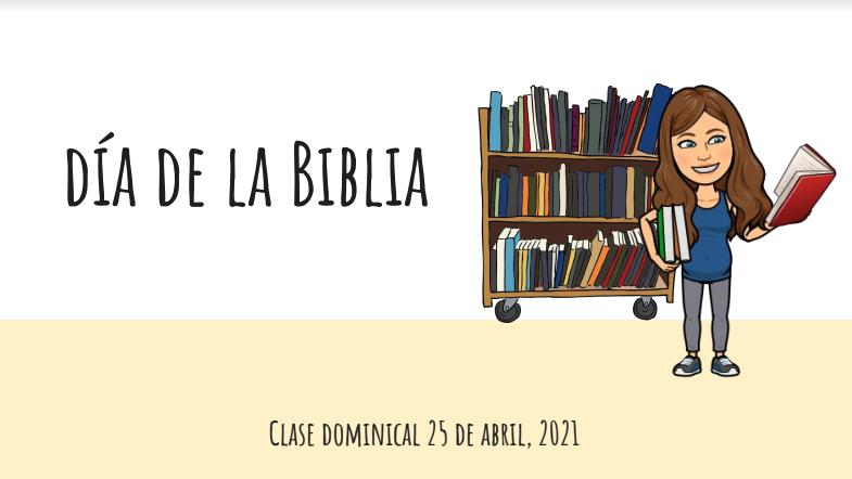 Día de la biblia